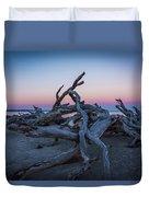 Driftwood Beach 1 Duvet Cover