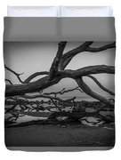 Driftwood Beach 4 Duvet Cover