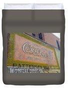 Drink Coca Cola Duvet Cover