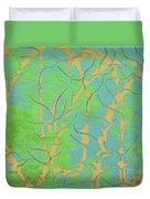 Drive Naked - V1ll100 Duvet Cover