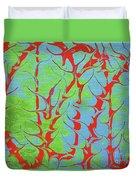 Drive Naked - V1vhkf100 Duvet Cover