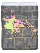 Drop Of Colour Duvet Cover
