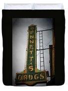 Drugs Duvet Cover