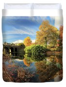Drummond Garden Reflections Duvet Cover