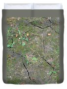 Dry And Thirsty Land Duvet Cover