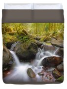 Dry Creek II Duvet Cover