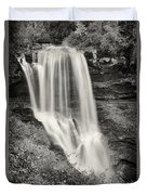 Dry Falls - Blue Ridge Mountains - Number Two Duvet Cover