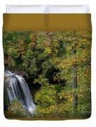 Dry Falls. Duvet Cover
