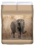 Dry Lands Duvet Cover