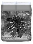 Dry Leaf Collection Bnw 1 Duvet Cover