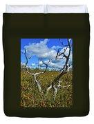 Dry Tree Duvet Cover