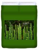 On The Grass Duvet Cover