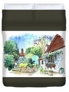 Dunster 15 Duvet Cover
