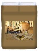 Dubai Duvet Cover