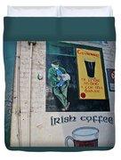 Dublin Street Art Duvet Cover