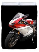Ducati 1098s Motorcycle Duvet Cover