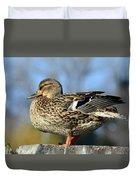Duck 2 Duvet Cover
