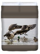 Duck Ducks Duvet Cover