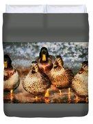 Duck - Id 16235-220308-3425 Duvet Cover
