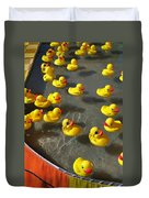 Duckies Duvet Cover