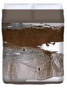 Ducks 2 Duvet Cover