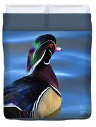 Ducktail Soup Duvet Cover