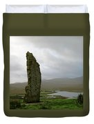 Duirinish Stone Duvet Cover