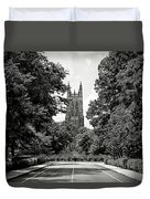 Duke University Chapel Duvet Cover