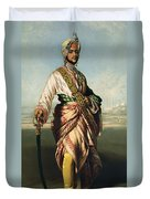 Duleep Singh, Maharajah Of Lahore Duvet Cover