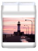 Duluth Sunrise Duvet Cover
