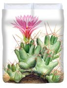 Dumpling Cactus Duvet Cover