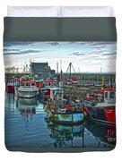 Dun Laoghaire 15 Duvet Cover