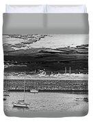 Dun Laoghaire 23 Duvet Cover