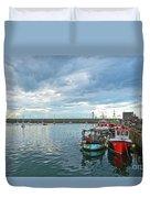 Dun Laoghaire 28 Duvet Cover