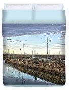 Dun Laoghaire 38 Duvet Cover
