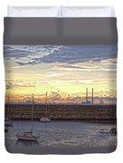 Dun Laoghaire 40 Duvet Cover