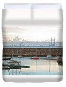 Dun Laoghaire 5 Duvet Cover