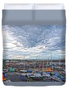 Dun Laoghaire 9 Duvet Cover