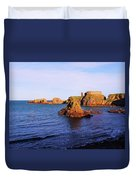 Dunbar Coast Duvet Cover