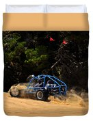 Dune Buggy 002 Duvet Cover