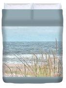 Dune Grass Duvet Cover