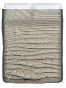 Dune Textures Duvet Cover