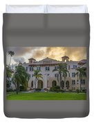 Dunedin Florida - The Fenway Duvet Cover