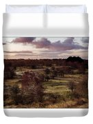 Dunes At Sunrise #2 Duvet Cover