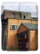 Dunkirk Foundry Duvet Cover