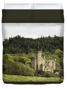 Dunvegan Castle Duvet Cover