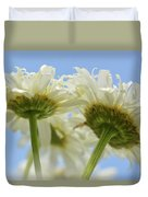 Duo Daisy Duvet Cover