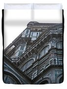 Duomo In Florence Duvet Cover
