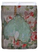 Dusty Roses Duvet Cover