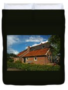 A Home In The Netherlands  Duvet Cover